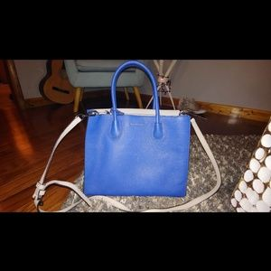 Micheal Kors Blue Purse